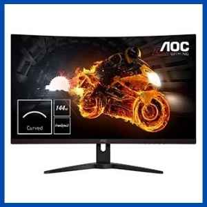 best affordable curved monitor for macbook pro