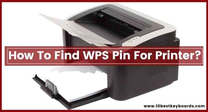 How To Find WPS Pin For Printer (2)