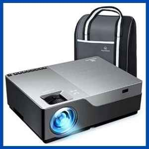 best portable HD projector for PowerPoint presentations