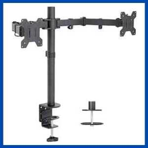 best dual monitor mount